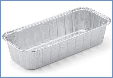 Vaschette alluminio barbecue