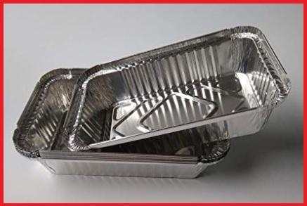 Vaschette alluminio con coperchio