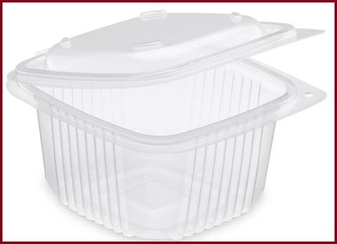 Contenitori monouso alimentari plastica
