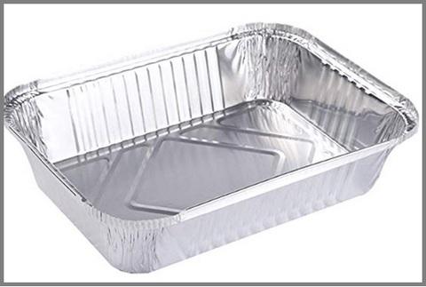 Vaschette usa e getta per alimenti con coperchio