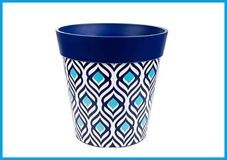 Vaso colorato per piante