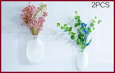 Vasi in silicone bianco