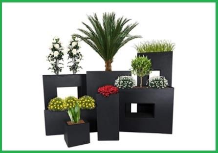 Vasi moderni per piante