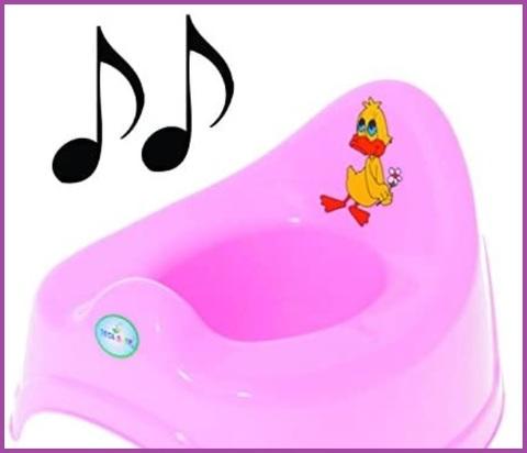 Vasino musicale per bambini