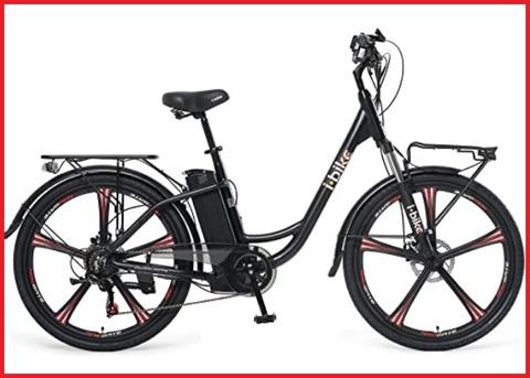 Bicicletta Elettrica Pedalata Assistita Pieghevole Classica