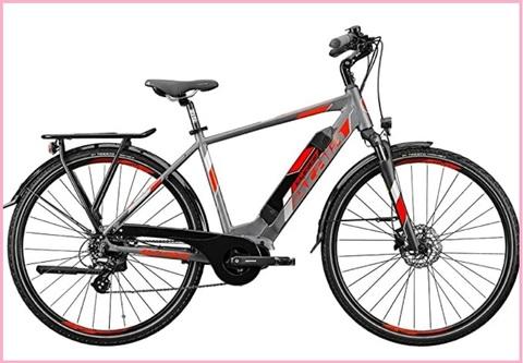 Bicicletta Elettrica Pedalata Assistita Atala Ricaricabile