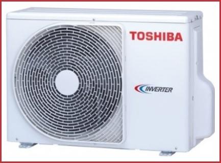 Climatizzatore della marca toshiba per uso domestico