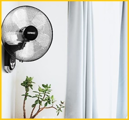 Ventilatori da parete industriali