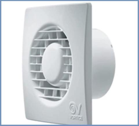 Ventilatori Da Parete Vortice