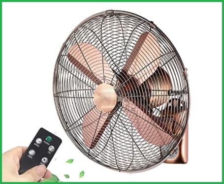 Ventilatori Da Parete Design