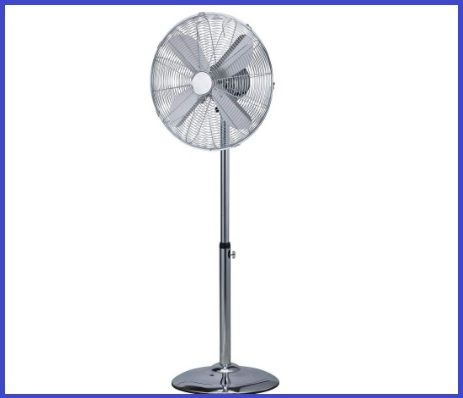 Ventilatore Piantana Metallo
