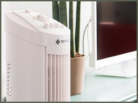 Ventilatori a torre silenzioso