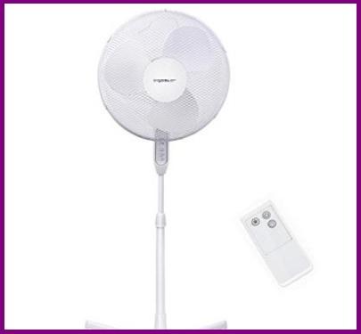 Ventilatori piantana con telecomando