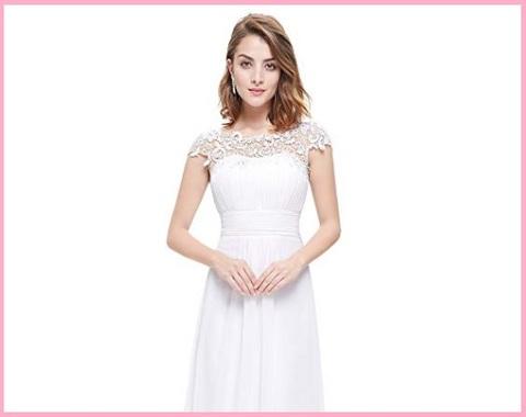 Vestiti da sposa donna lunghi