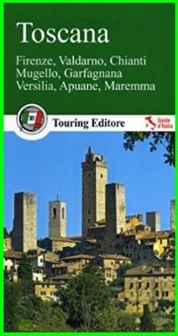 Guida turistica touring editore chianti
