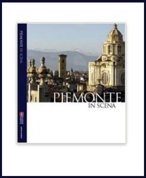 Piemonte viaggio con immagini edizione italiana e inglese