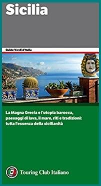 Guida touring club italiano della sicilia