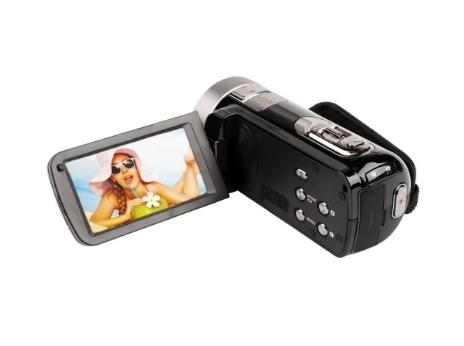Videocamera full hd ckeyin digitale