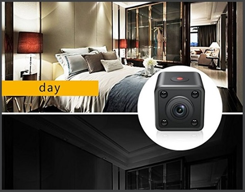 Mini Videocamere Wifi Hd