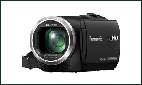 Videocamere Panasonic Full Hd
