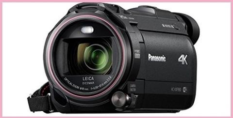 Videocamere Panasonic 4k