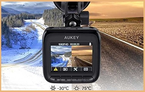 Videocamere per auto obiettivo grandangolare