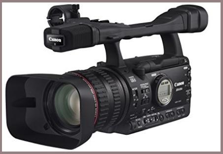 Videocamere Professionali Canon