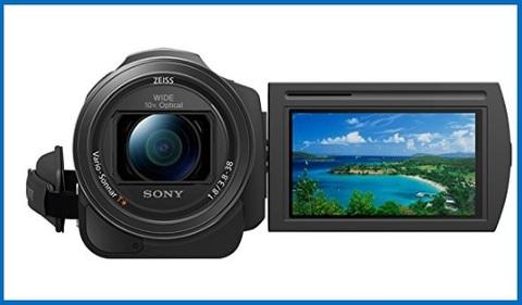Videocamera Sony 4k Professionale