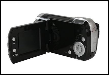 Videocamera vivitar dvr compatta
