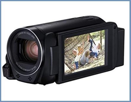 Videocamere canon piccole
