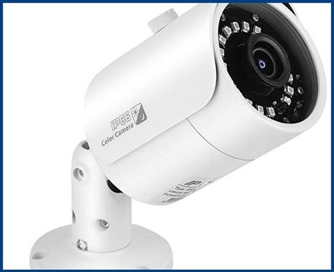 Videocamere finte di sorveglianza