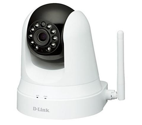 Videocamera per la casa con rilevatore di movimenti e suoni