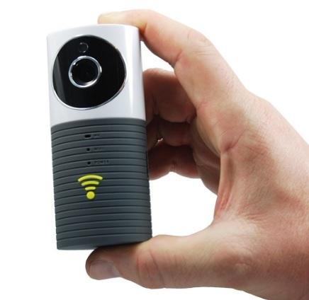 Telecamera Con Visore Notturno E Rilevatore Movimento
