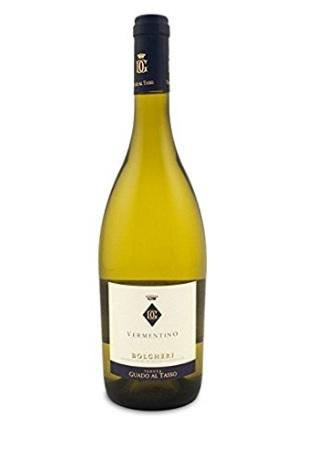 Vino bianco da bottiglia 750 ml vermentino