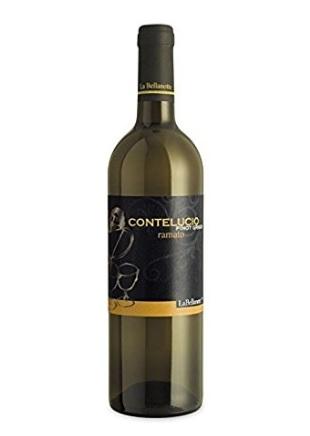 Bottiglia vino conte lucio pinot da 750 ml