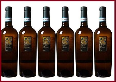 Vini bianchi pregiati italiani