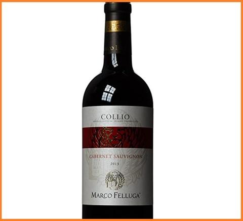 Vino rosso francese