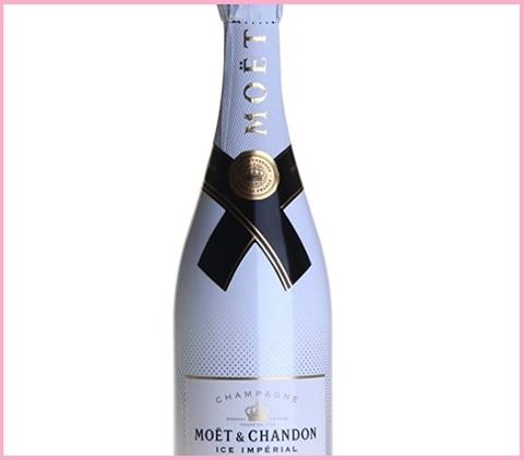 Champagne francese moet