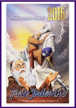 Calendario Da Tavolo Di Frate Indovino