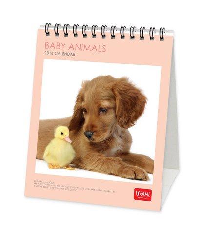 Calendari da tavolo con cani