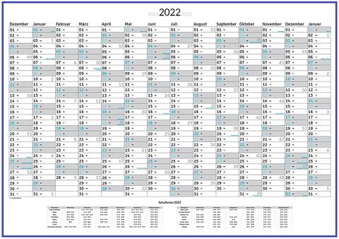 Calendario da muro 70x100
