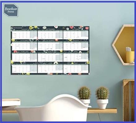 Calendario Da Muro 2020