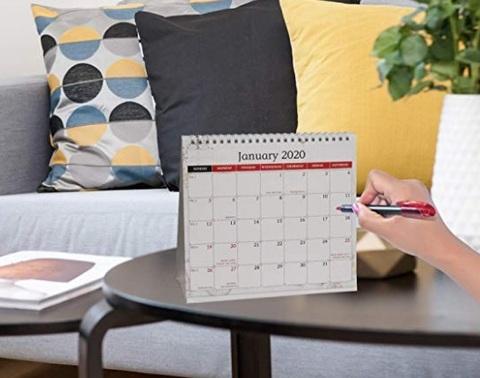 Calendari da tavolo 2020