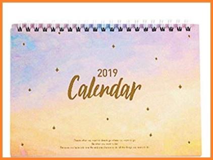 Calendario Con Luna Da Muro