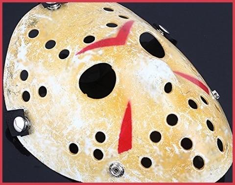 Cosplay maschera hockey