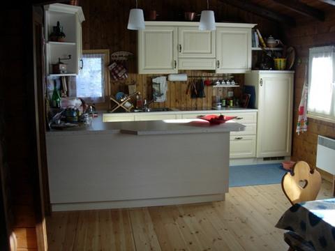 Affitto chalet in legno san bernardino
