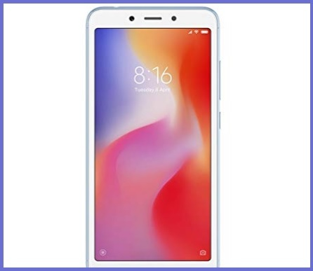 Xiaomi Smartphone Redmi 6