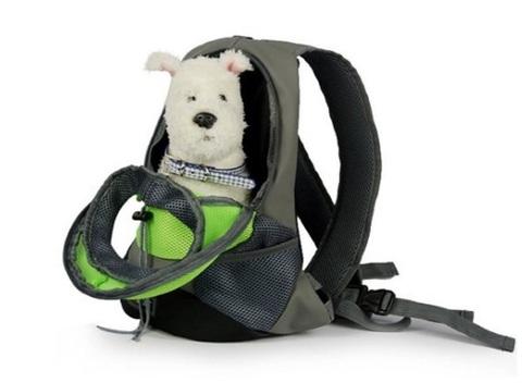 Borsa stile zaino trasportino per cani o gatti
