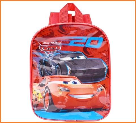Zaino scuola elementare cars