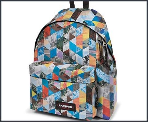 Zaino scuola eastpak multicolore